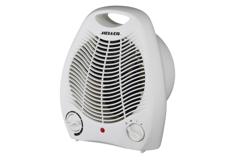 Heller 2000W Upright Fan Heater HUF6