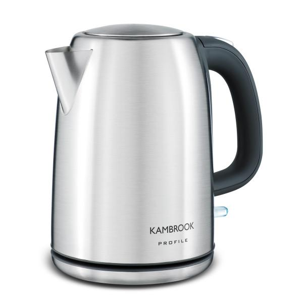 Kambrook Profile 1.7L BPA Free Stainless Steel Kettle (Stainless Steel) KSK220BSS