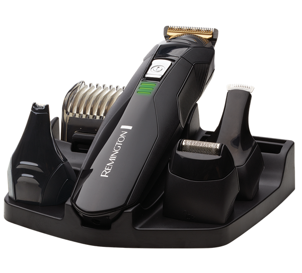 Remington All-In-1 Titanium Rechargeable Grooming System PG6020AU