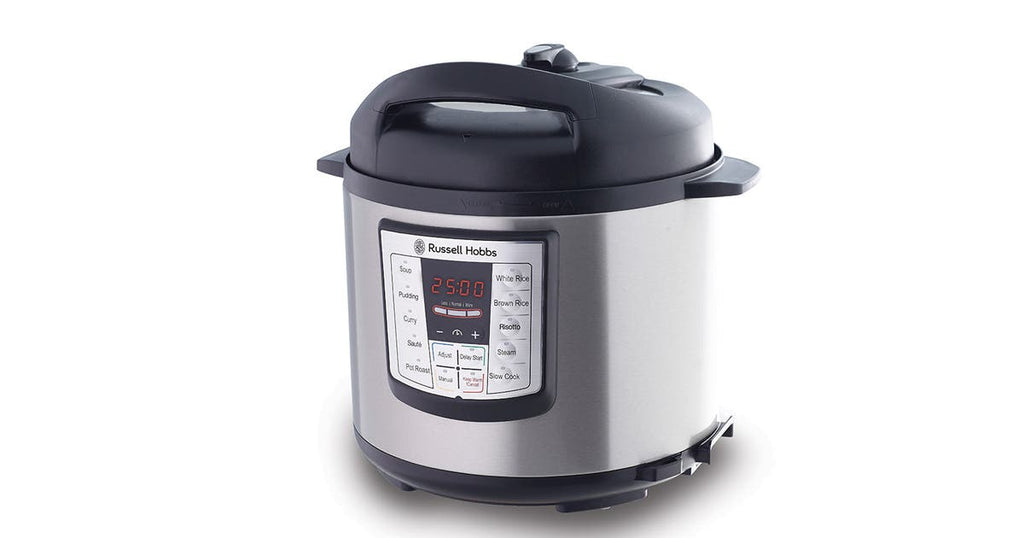 Russell Hobbs Express Chef Digital Multi Cooker - Pressure Cooker RHPC1000