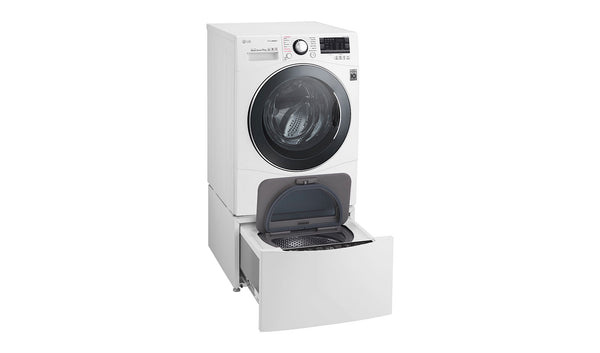 LG 13kg Total Washing Load Front Load TWINWash® System including LG MiniWasher TWIN171411B