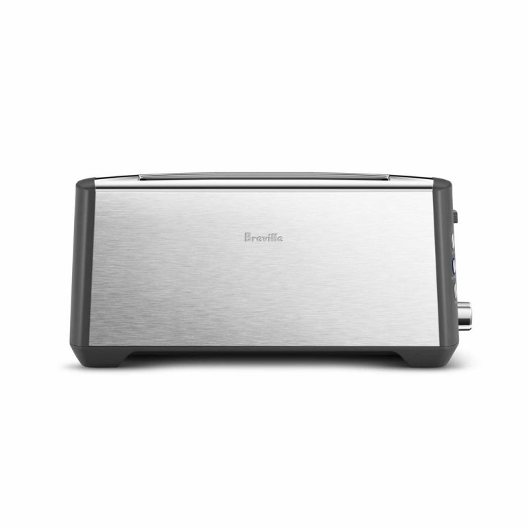 Breville The Bit More Plus 4 Slice Toaster BTA440BSS
