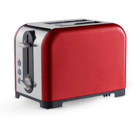 Kambrook Profile 2 Slice Toaster (Red) KT260RED