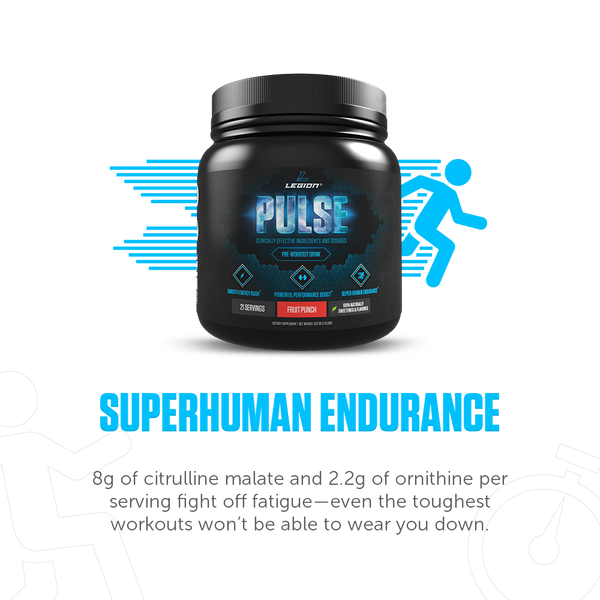 PULSE Pre-Workout - Shift Supplements