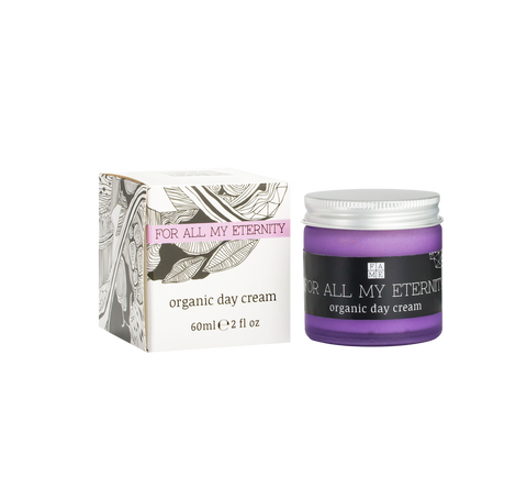 Organic Day Cream - For All My Eternity