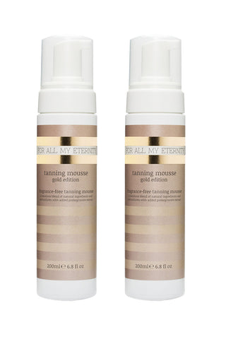 Tanning Mousse Gold Edition Multibuy Offer - For All My Eternity