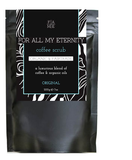Organic Coffee Scrub - Original - For All My Eternity