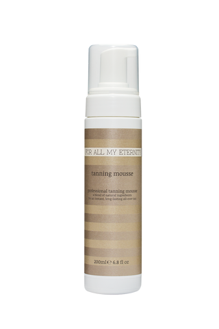 Tanning Mousse Original (Medium - Tinted) - For All My Eternity