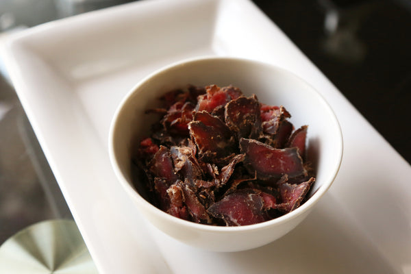 What is Biltong? Something Meaty!