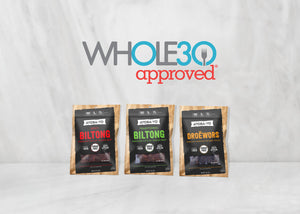 Ayoba is Now Whole30 Approved!