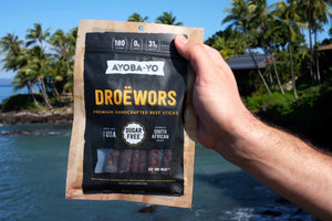 The Best Keto Snacks: Biltong & Droewors