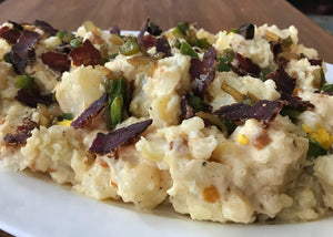 Potato Salad with Biltong