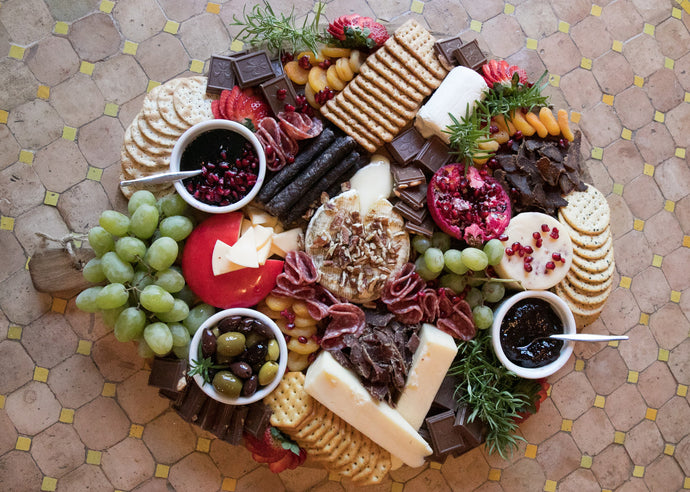 What Ingredients to use for the Perfect Charcuterie Board