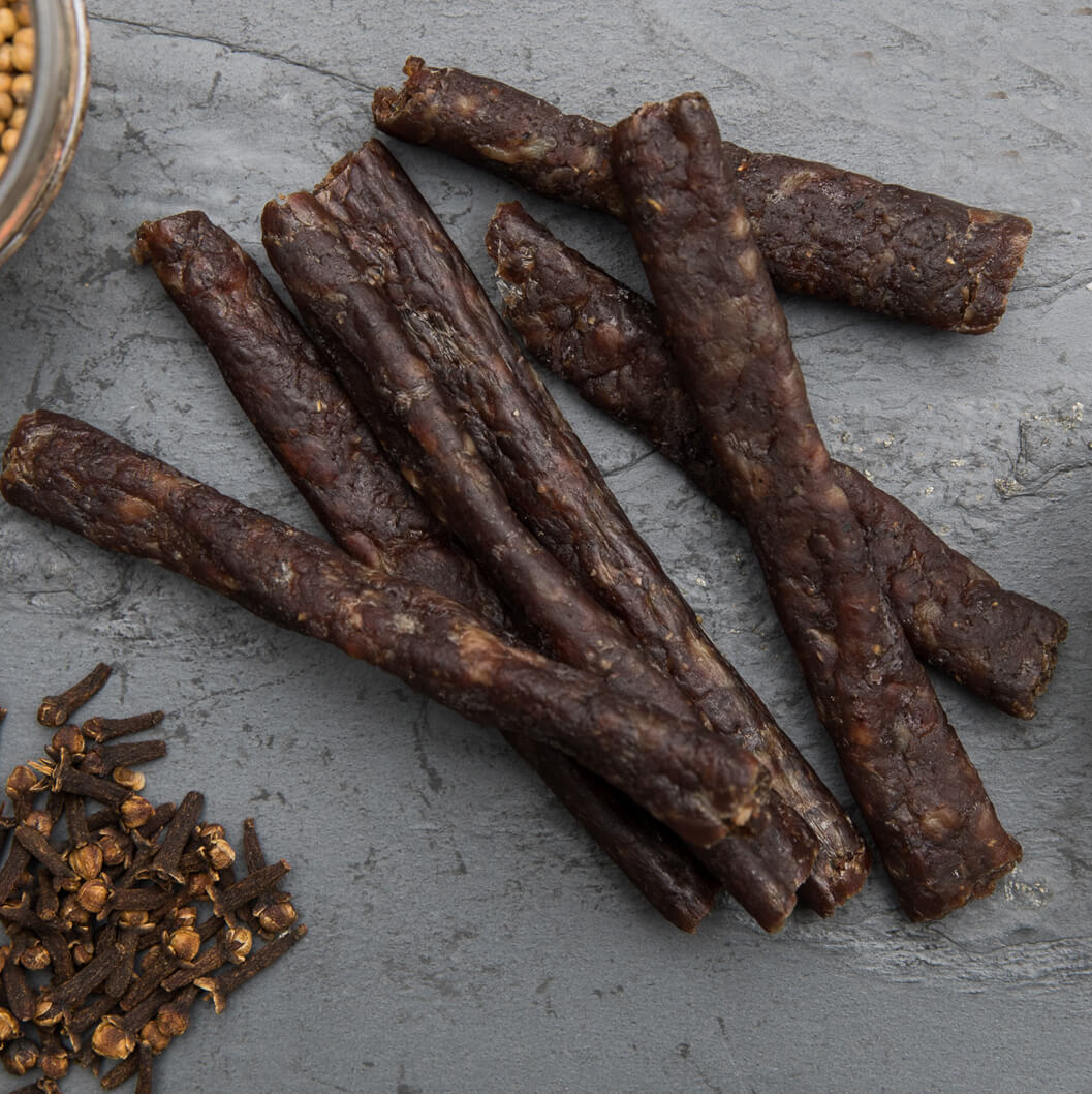 Ayoba Droewors Grass Fed Beef Sticks
