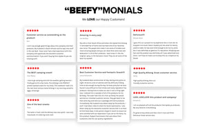 Ayoba Biltong Reviews