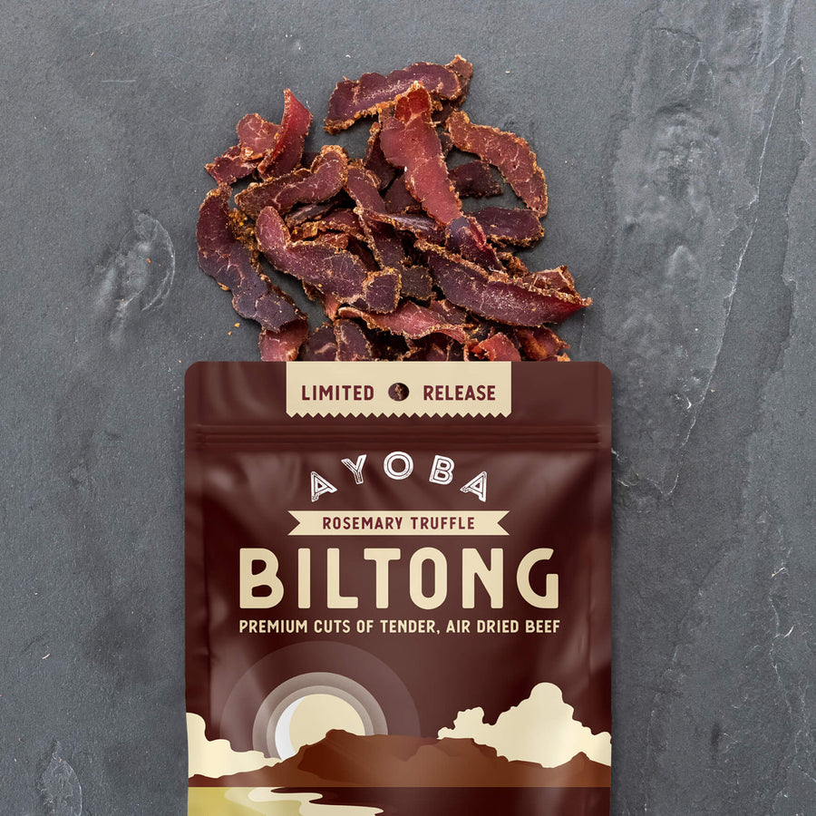 Rosemary Truffle Biltong (Limited Release)