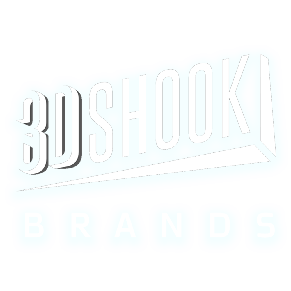 3DShook BRANDS - Iconic Products, Made on Demand