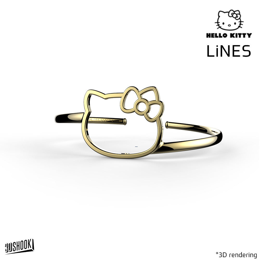 Hello Kitty LiNES Bracelet