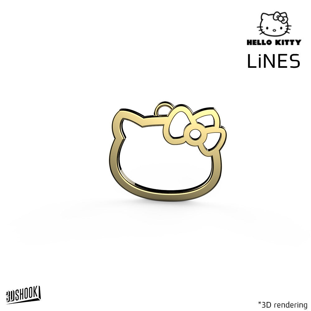 Hello Kitty LiNES Pendant