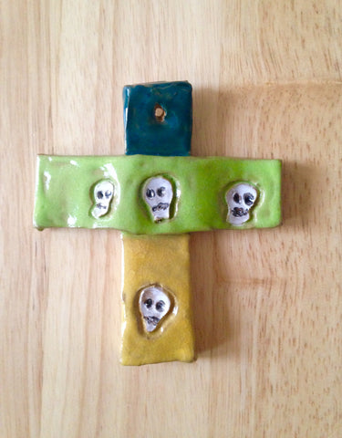 Lime Clay Cross