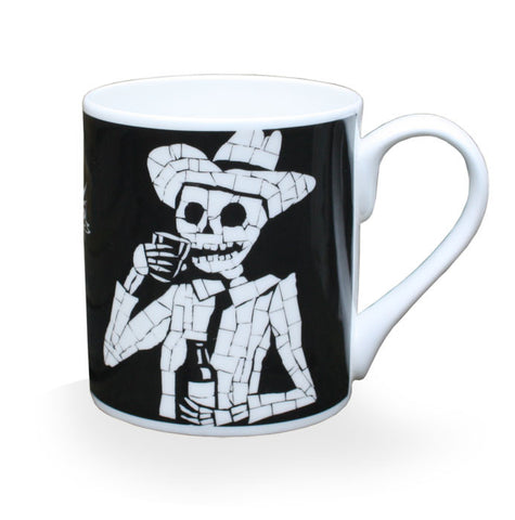 Day of the Dead Juan Coffee Mug