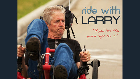 Ride with Larry Parkinson y marihuana medicinal