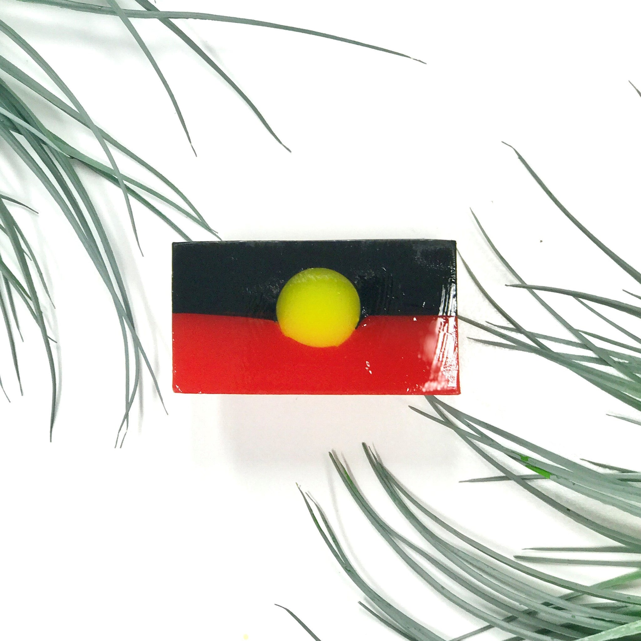 Indigenous Australian Flag Soap