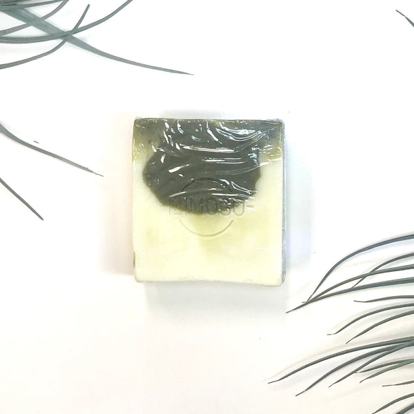 Australian Olive Clay Soap Slab - Golden Wattle Fragrance