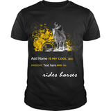 Create a Custom Horse Lover Tshirt