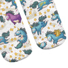 Socks with Horses Print