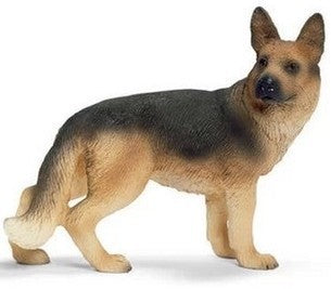 German Shepherd Action figurine