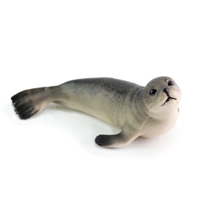 Sea & Marine Life Model Action Figures - Fur Seal, Dolphins