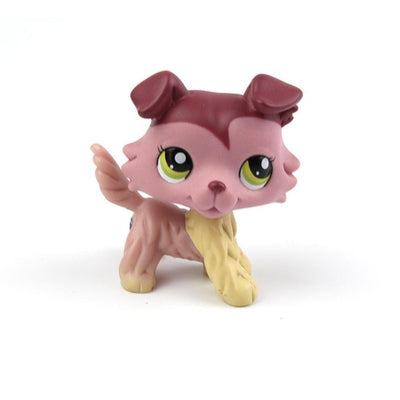 Dog Pet Collection LPS  Mini Action Figure Toys - 8 Styles