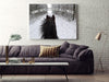 Horse Lover Wall Art Canvas - Some Days - This Is All I Need...Unique: Not Found in Stores!