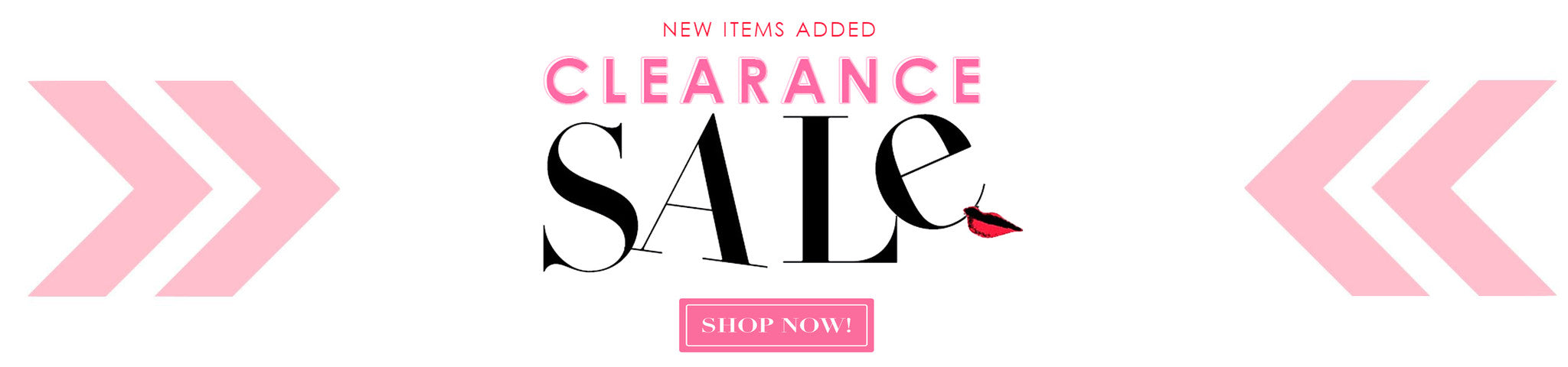 SALE ITEMS UP TO 75% OFF !
