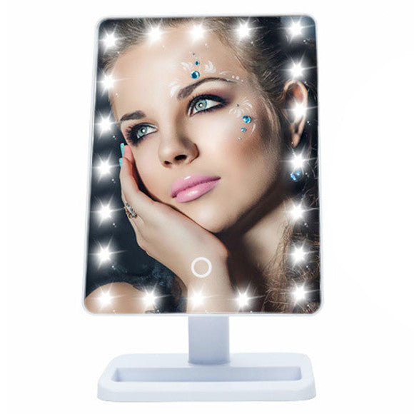 20 LED Lights Makeup Mirror