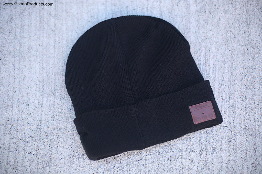 WIRELESS Bluetooth Beanie (black)