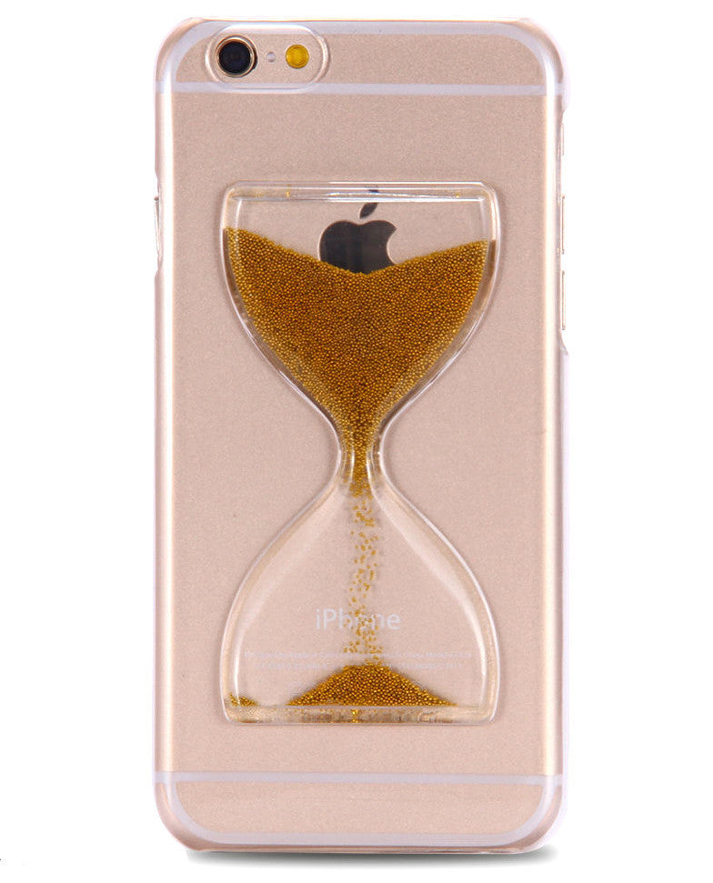 Hourglass Case (gold)