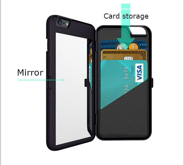 MIRROR/WALLET CASE