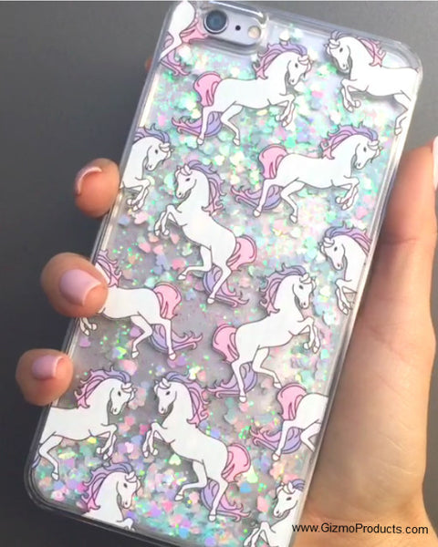 Liquid Unicorn Case for iPhone 6 and 6+