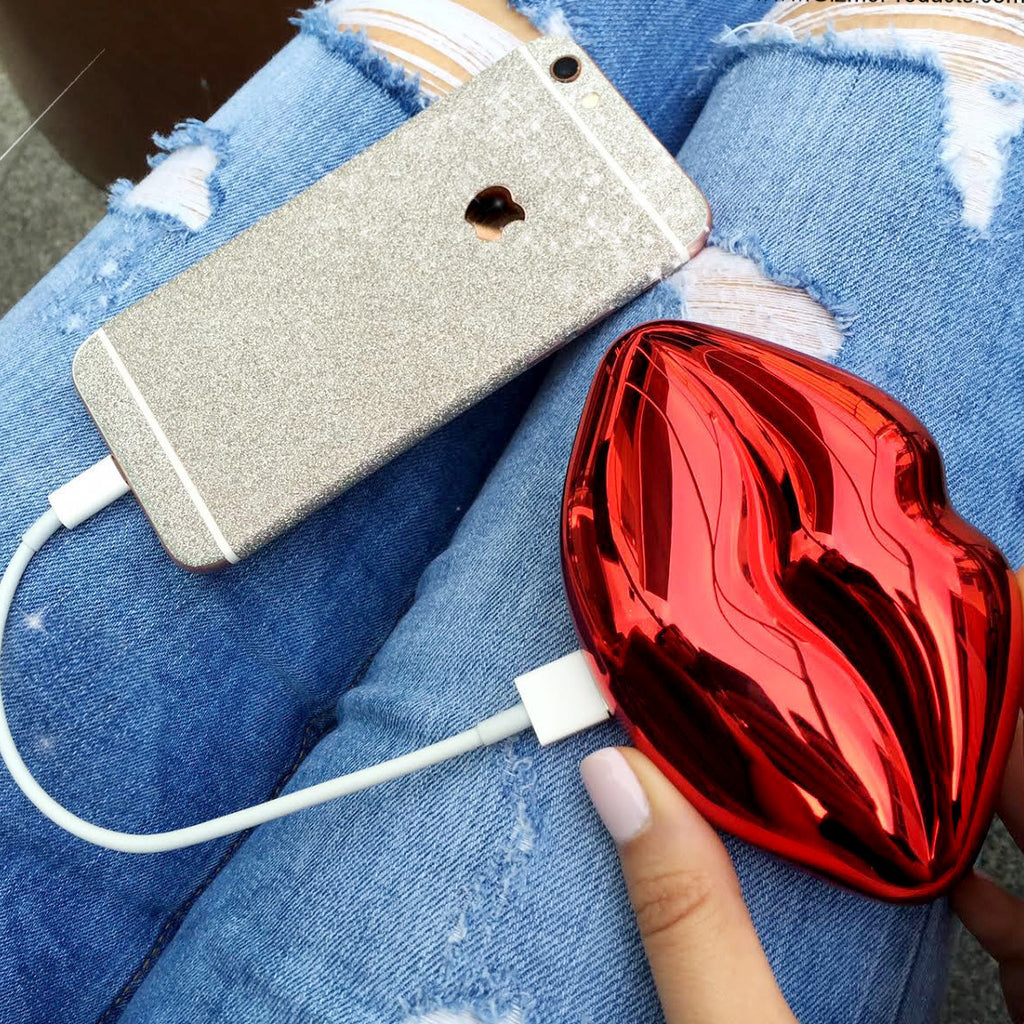 LUCIOUS LIPS POWER BANK