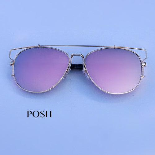 All Pink Everything: ALL PINK EVERYTHING COLLECTION (mirrored Sunglasses