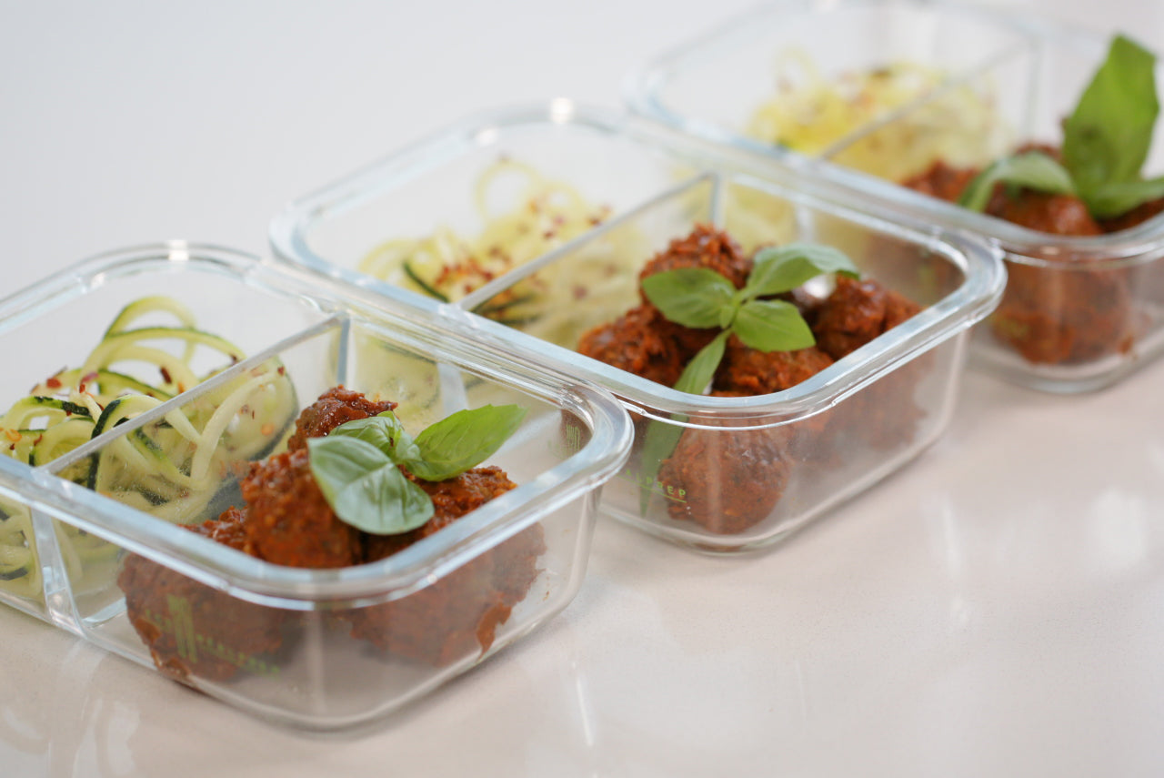 Meal Prepping in 2019 - with Toxin-Free Bento Glass Containers