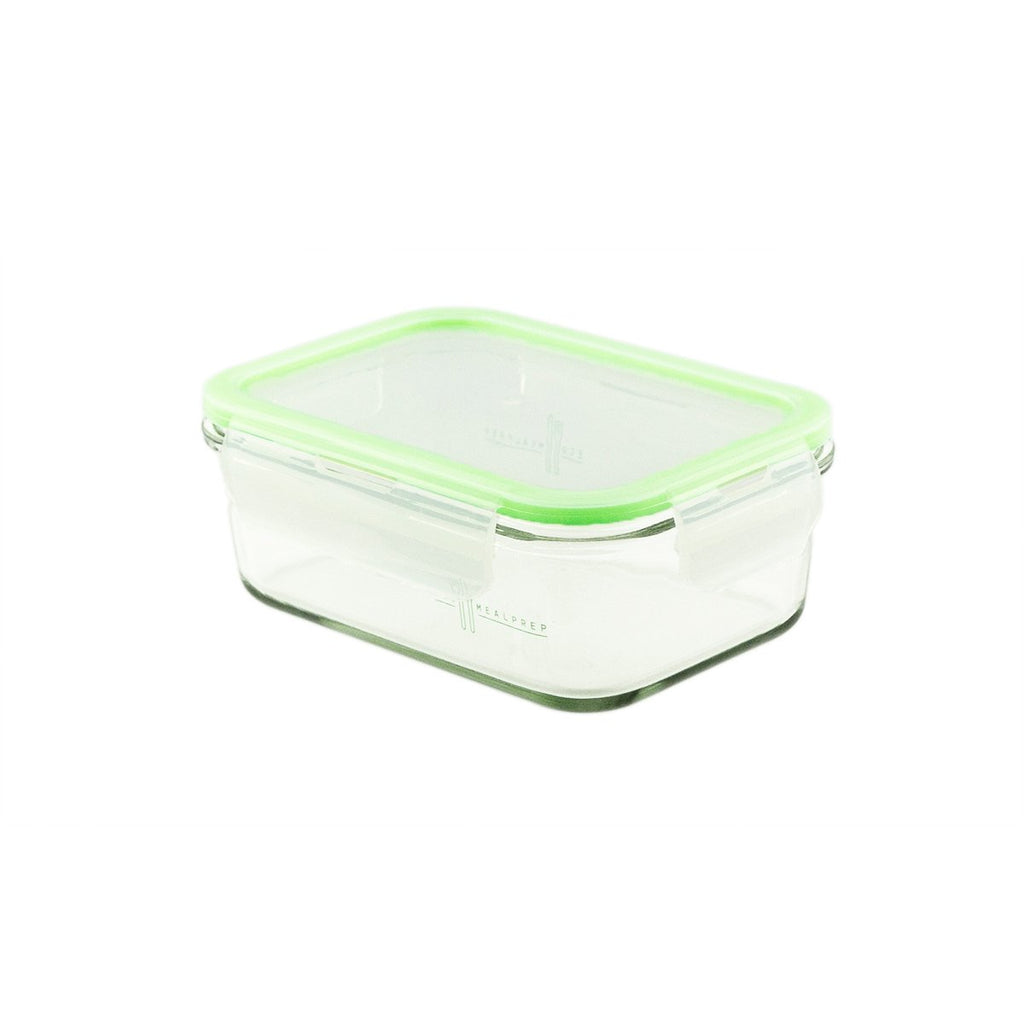 Set of x3 Glass Meal Prep Container 725ml - Eco Meal Prep