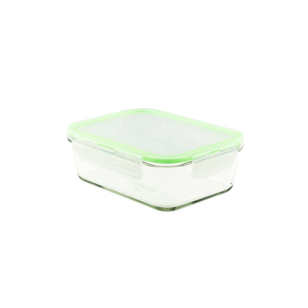 Set of x3 Glass Meal Prep Container 900ml - Eco Meal Prep