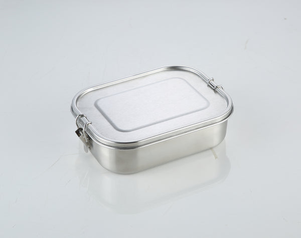 Leakproof Stainless Steel Lunch Box - Eco Meal Prep