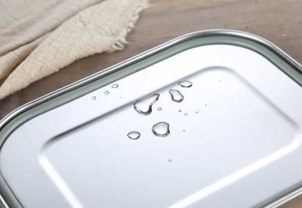 Leakproof Stainless Steel Lunch Box