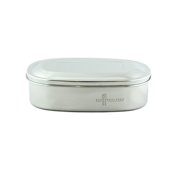 Stainless Steel Duo Snack Container - Eco Meal Prep