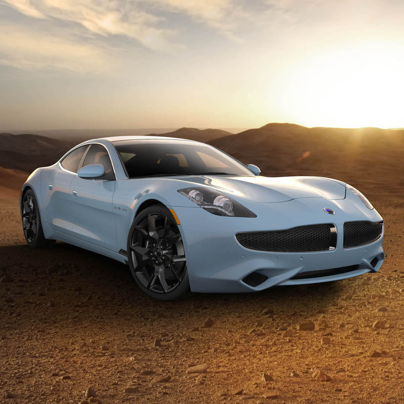 Fisker Karma Revero Location Limitations