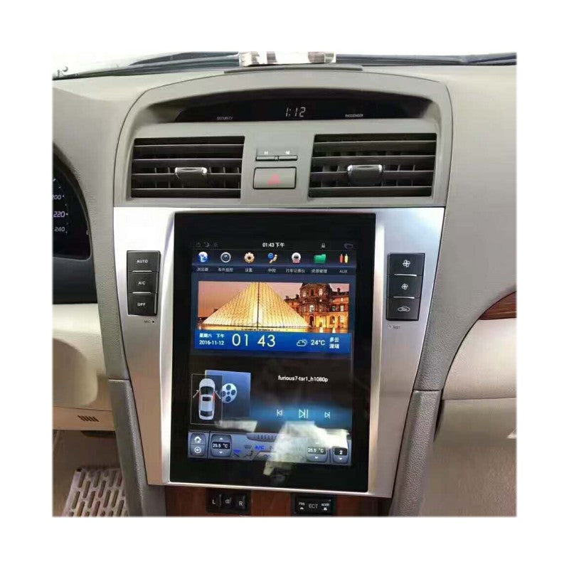 2006-2011 Toyotas CamryTesla Style Car Stereo Touch Screen Android - Android Navigation